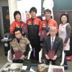 須藤が兵庫県に自分史の納品に行ってきました